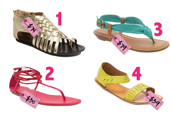Simply sandals