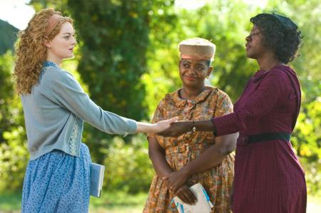 Emma Stone stars in The Help, due August 12