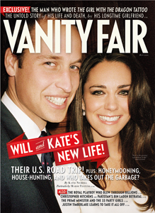 Will and Kate Vanity Fair