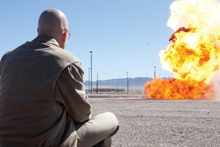 Breaking Bad season 4 photos