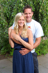 Bachelor no more: Lambton engaged