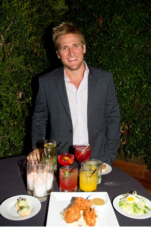 COOKING Q'S WITH CURTIS STONE