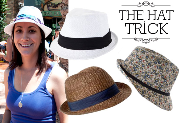 cute hats inspired by a real mom