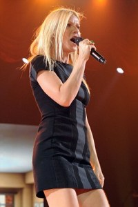 Gwyneth Paltrow hits the stage with Glee Live! in London