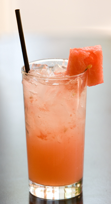 Home Run Watermelon Cooler from District Kitchen