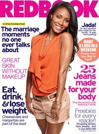 Jada reveals choices in Redbook