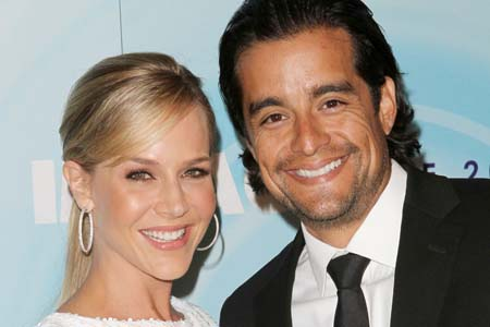 Julie Benz is engaged