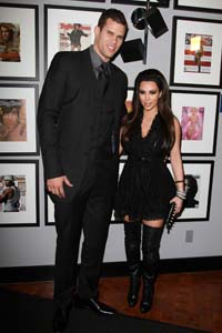 Kim Kardashian and Kris Humphries wedding registry