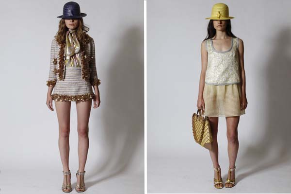 Marc Jacobs Resort 2011