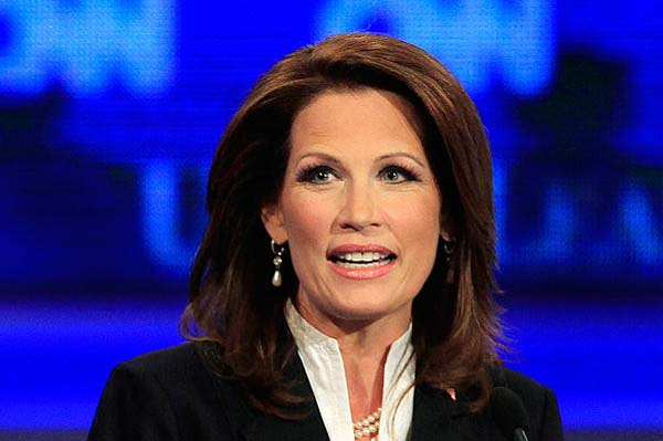 Is Bachmann copying Sarah Palin?