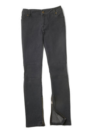 Queen Latifah Queen Collection Moto Jeans