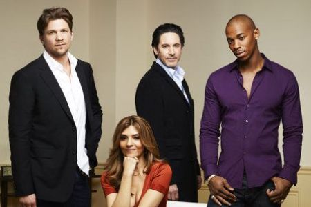 Necessary Roughness Premieres on Wednesday, June 29th at 10/9c on USA