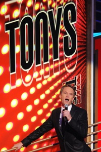 Neil Patrick Harris set to host the 65th Annual Tony Awards Sunday, June 12