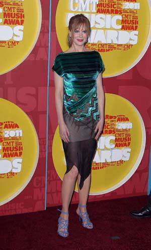 Nicole Kidman at the CMT Awards