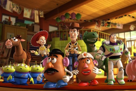 Woody and Buzz back in theaters?