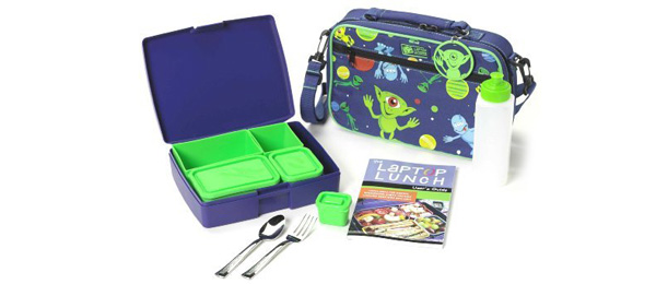 Alien Lunchbox