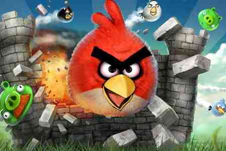 Angry Birds: big screen debut