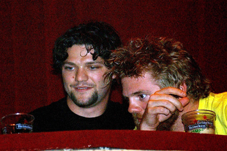 Bam Margera reacts to the death of Ryan Dunn