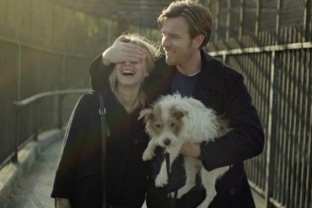 Arthur the dog in Beginners