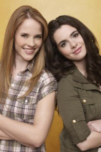 The stars of Switched at Birth