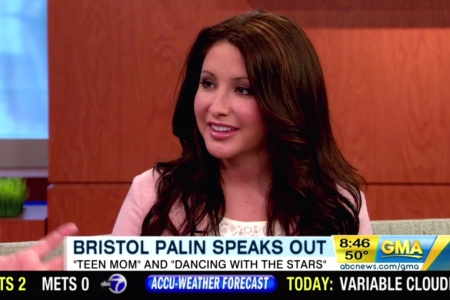 Bristol Palin's boozy regrets