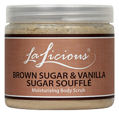 Brown Sugar & Vanilla Body Scrub