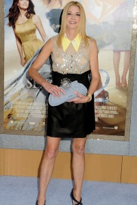 Candace Bushnell at the SATC 2 premiere