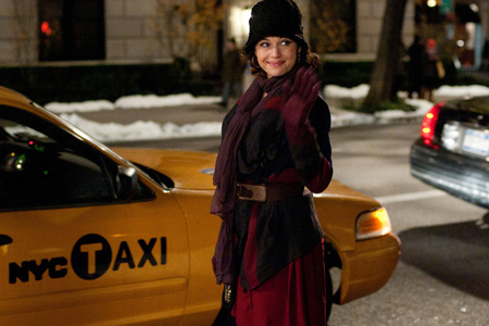 Interview with Carla Gugino