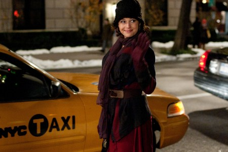Carla Gugino in Mr. Popper's Penguins