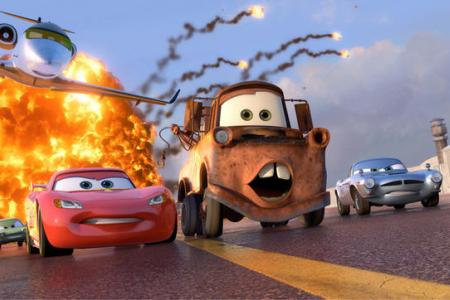 Is Cars 2 Pixar's first lemon?