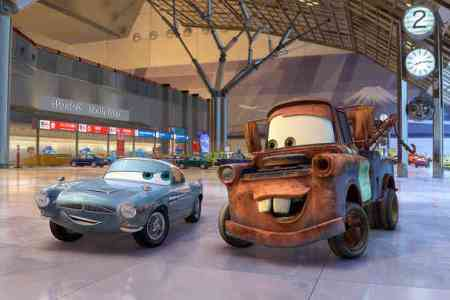 Cars 2 lands in theaters June 24