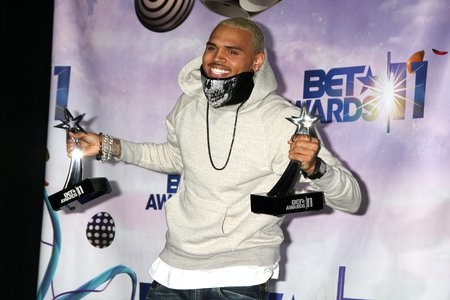 Brown: best r&b artist!