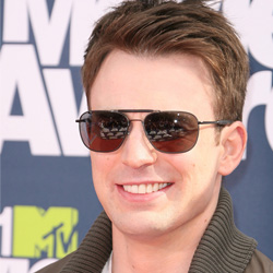 Chris Evans at MTV Movie Awards