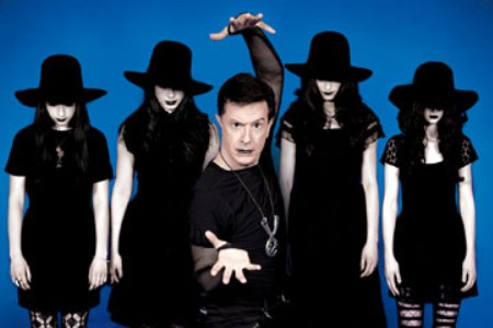 Stephen Colbert with the Black Belles drops the new single, Charlene II (I'm Over You) 