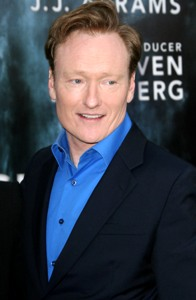 Conan O'Brien: Life's not fair