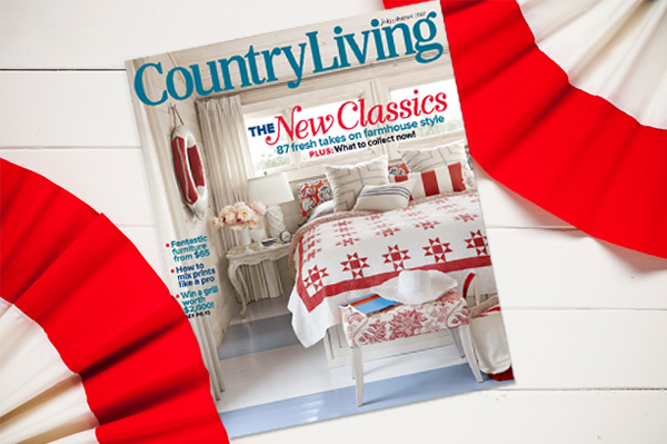 Country Living - July 2011