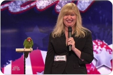 agt goes to the birds!