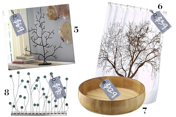 decorating diva home decor accents inspired by nature