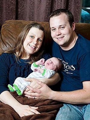 Baby for Josh & Anna Duggar