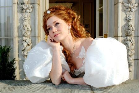 Amy Adams is Enchanted