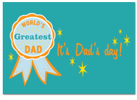 Celebrate dads in your neighborhood
