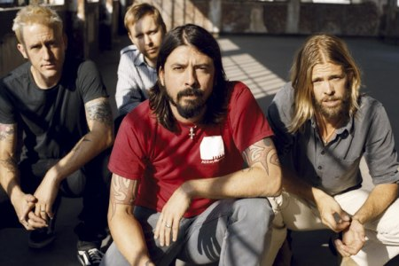 The Foo Fighters will perform at the 2011 MTV Movie Awards