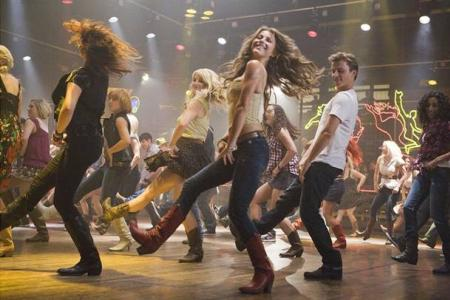 Julianne Hough in Footloose