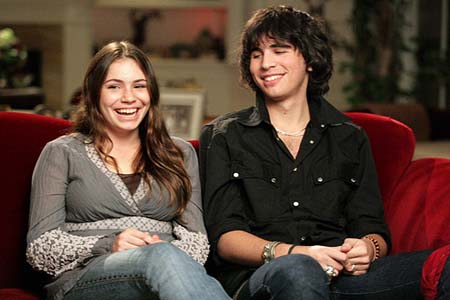 Gene Simmons' Family Jewels -- kids Nick and Sophie
