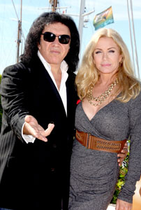 Shannon Tweed is over it