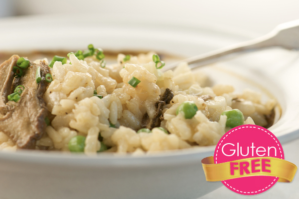 Gluten free risotto