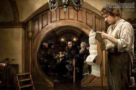 Hobbit first photos!