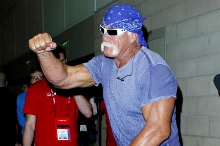 Riding the Hulk Hogan name