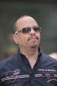 Ice-T stays cool on svu!