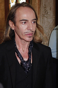 John Galliano blames pills